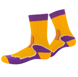 Custom Elite Cotton Quater Men's Athletic Socks