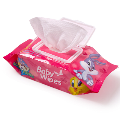 Disposable Unscented Bamboo Baby Wet Wipes Manufacturer