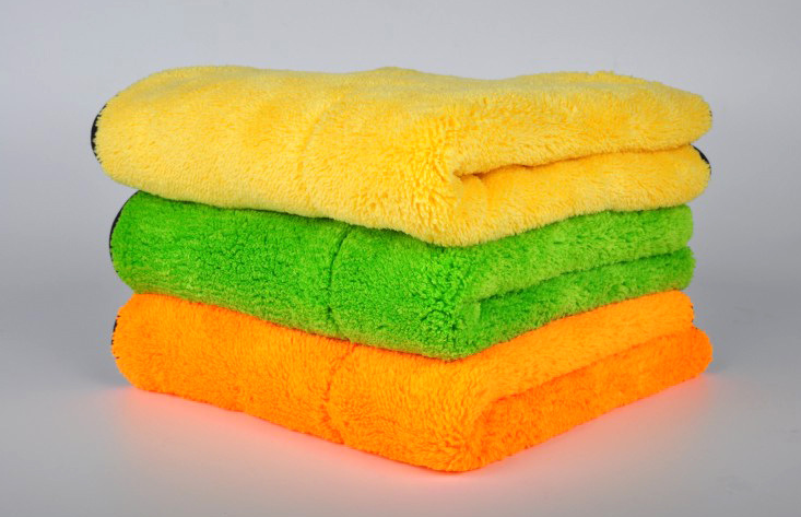 Extra Thick Ultra Absorbent Microfiber Car Cleaning Cloth Towel
